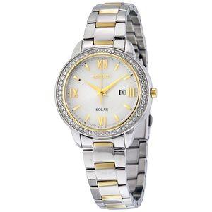 NWT Women's Seiko Swarovski Watch